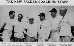 1950 Packer coaches